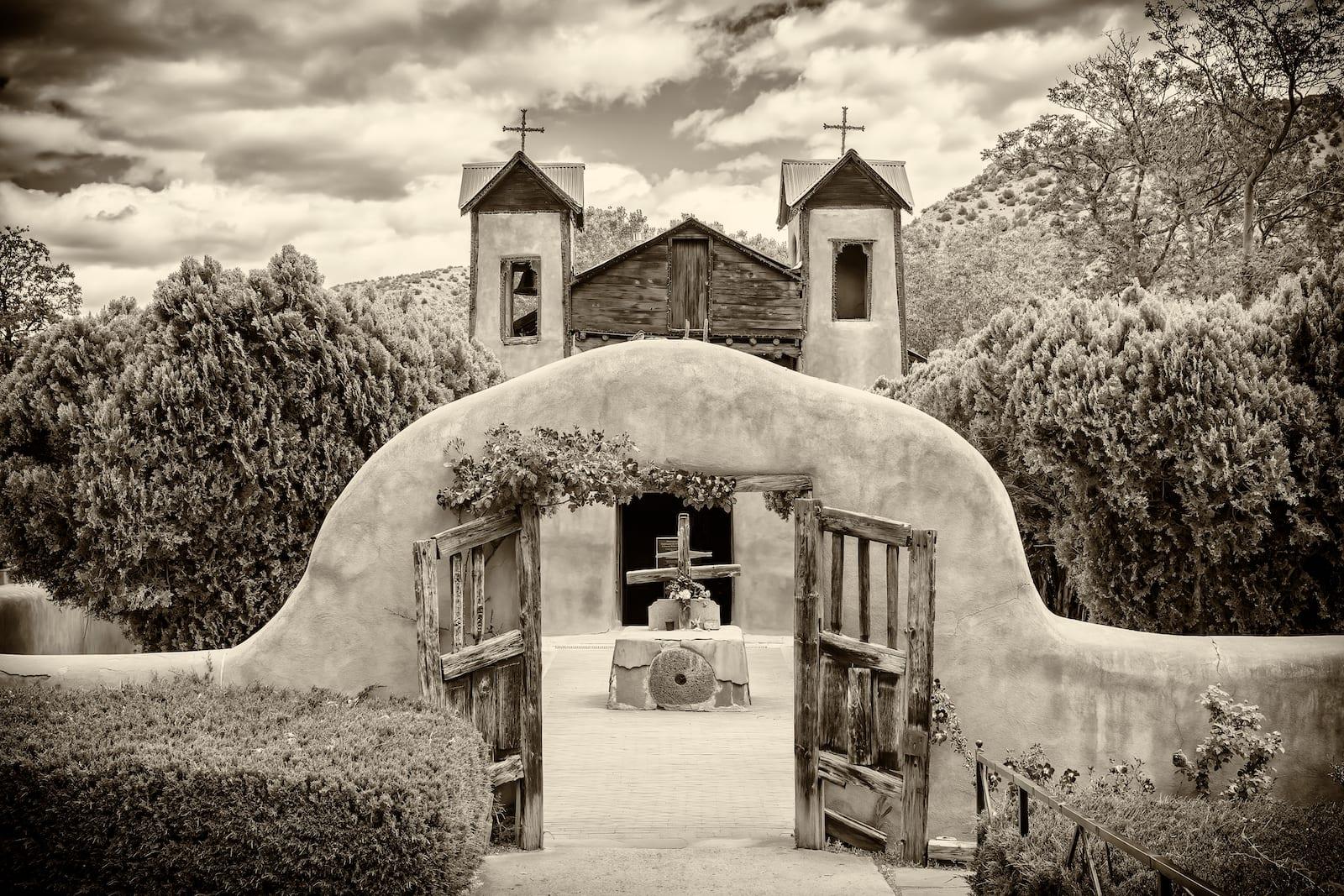 Santuario de Chimayo church New Mexico