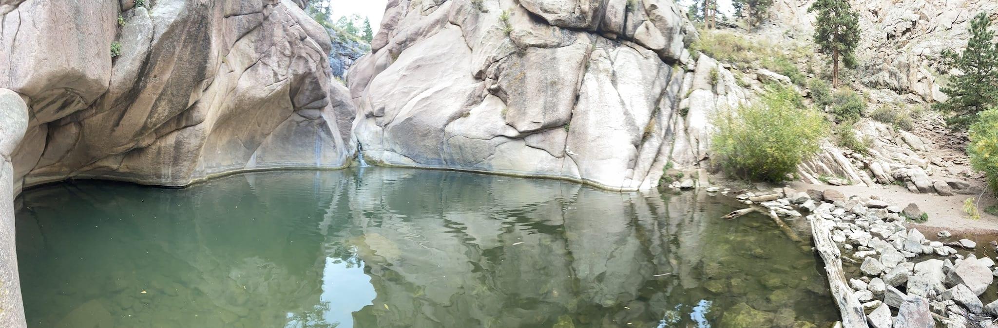 Paradise Cove Guffey Gorge