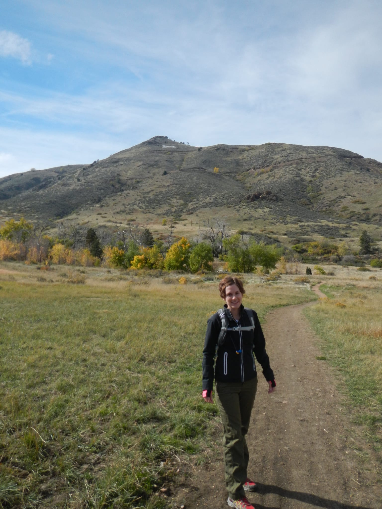 Lookout Mountain Hiking Trail Golden CO