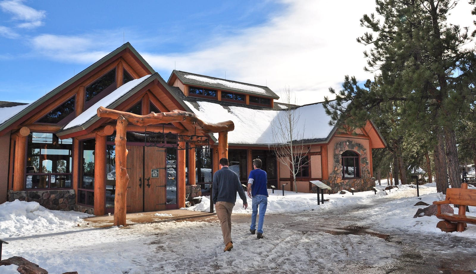 Lookout Mountain Visitor Center Golden CO