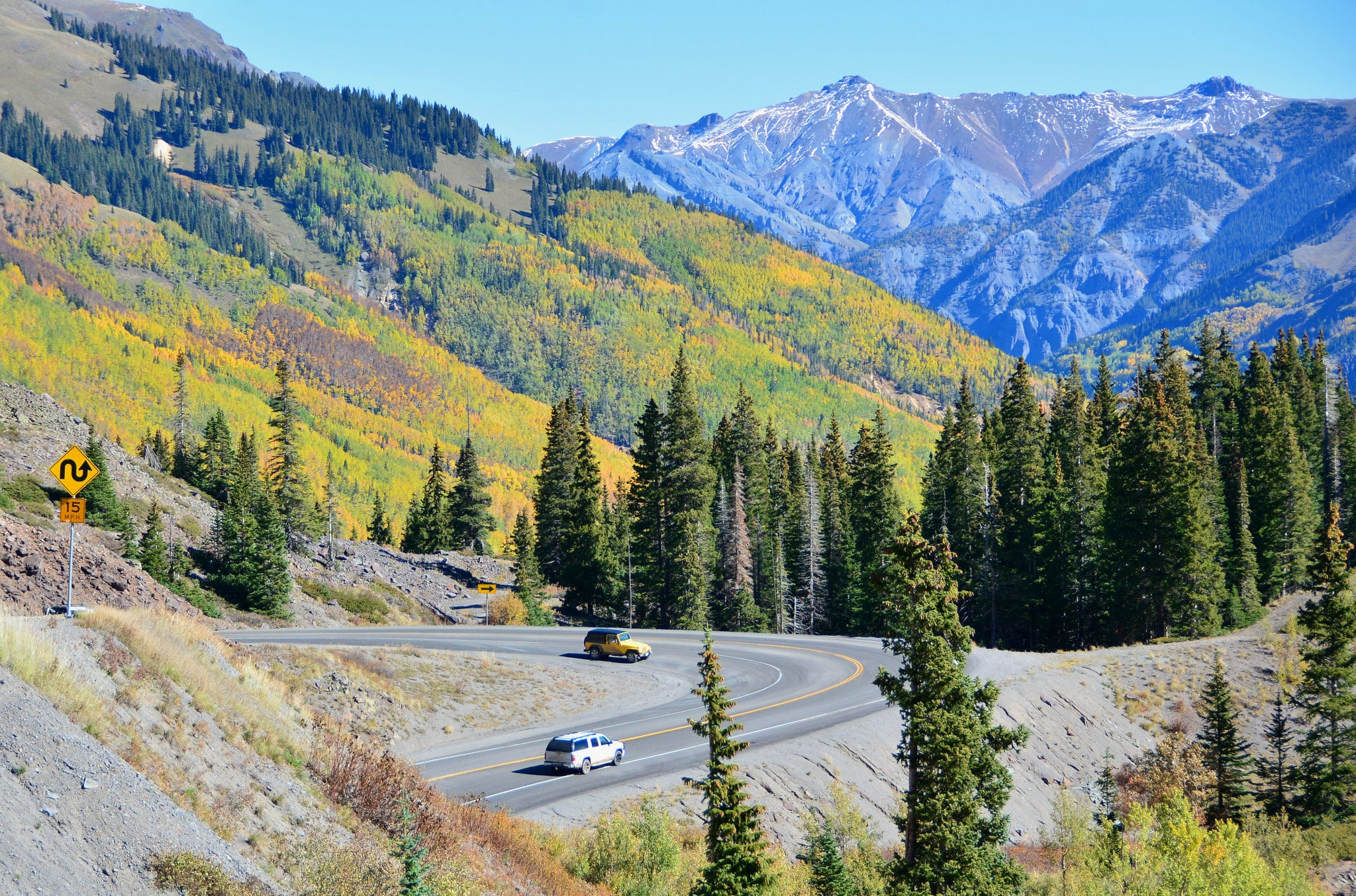 image of million dollar highway