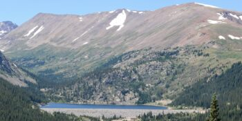Montgomery Reservoir Alma Colorado