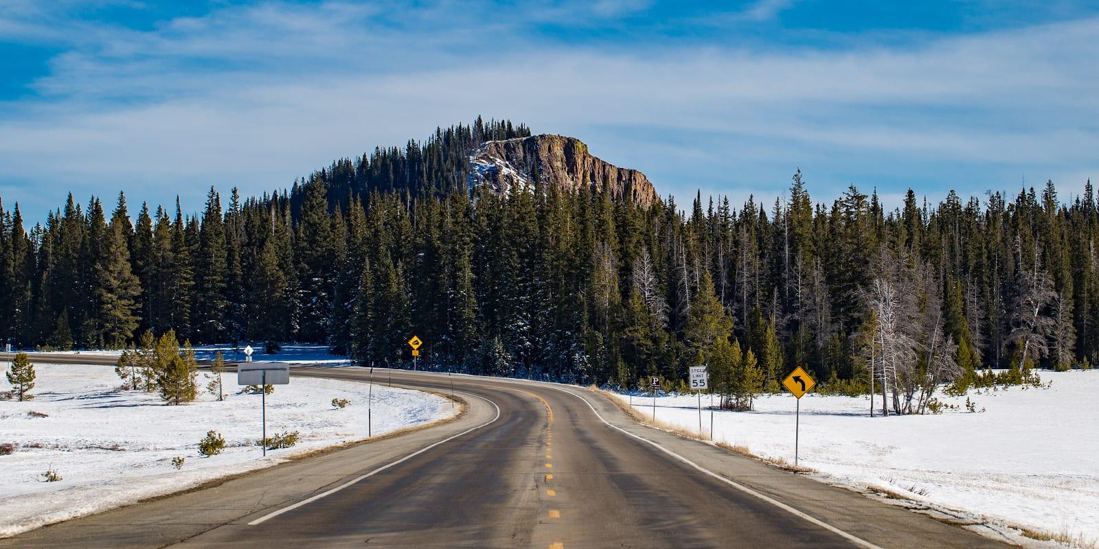 Rabbit Ears Pass Highway 40 Colorado