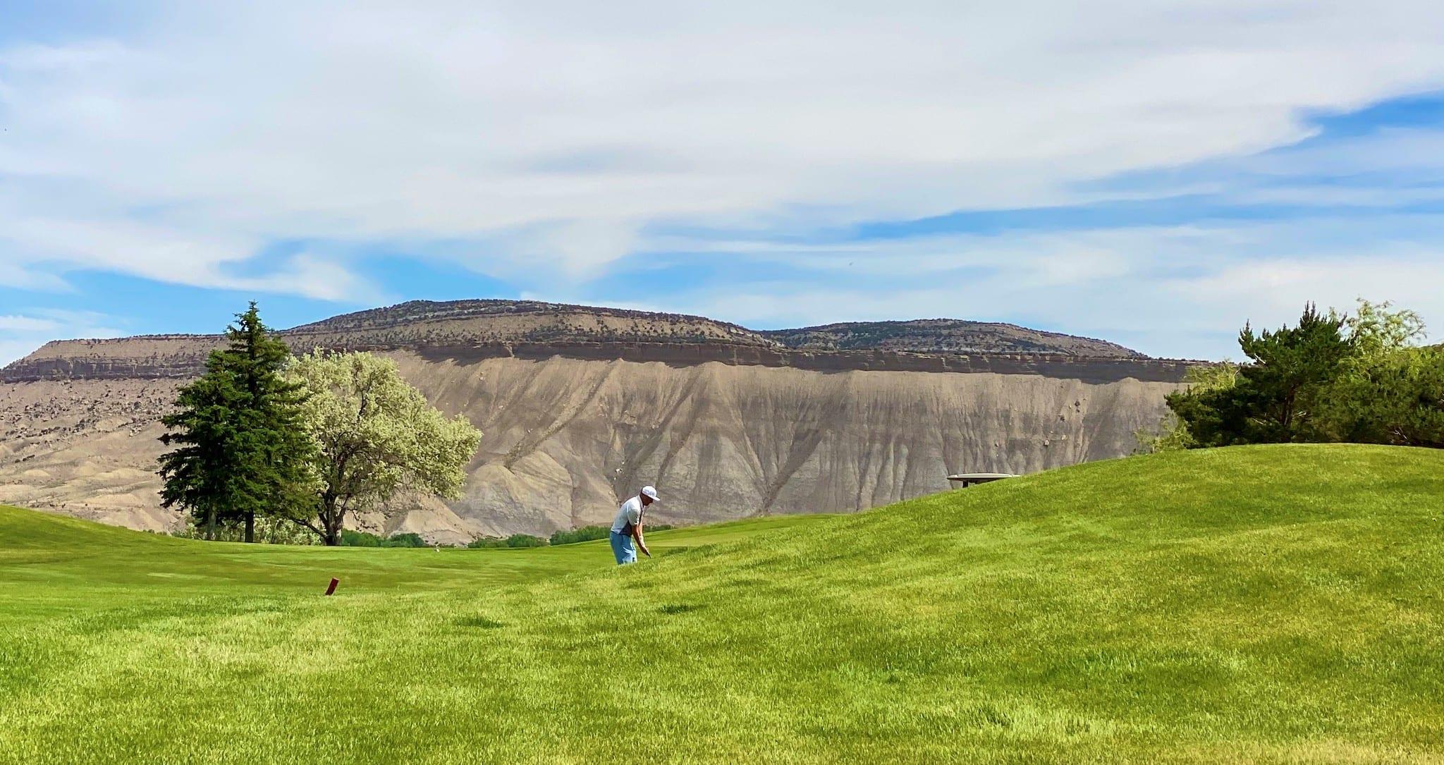 Cedar Ridges Golf Course Rangely CO