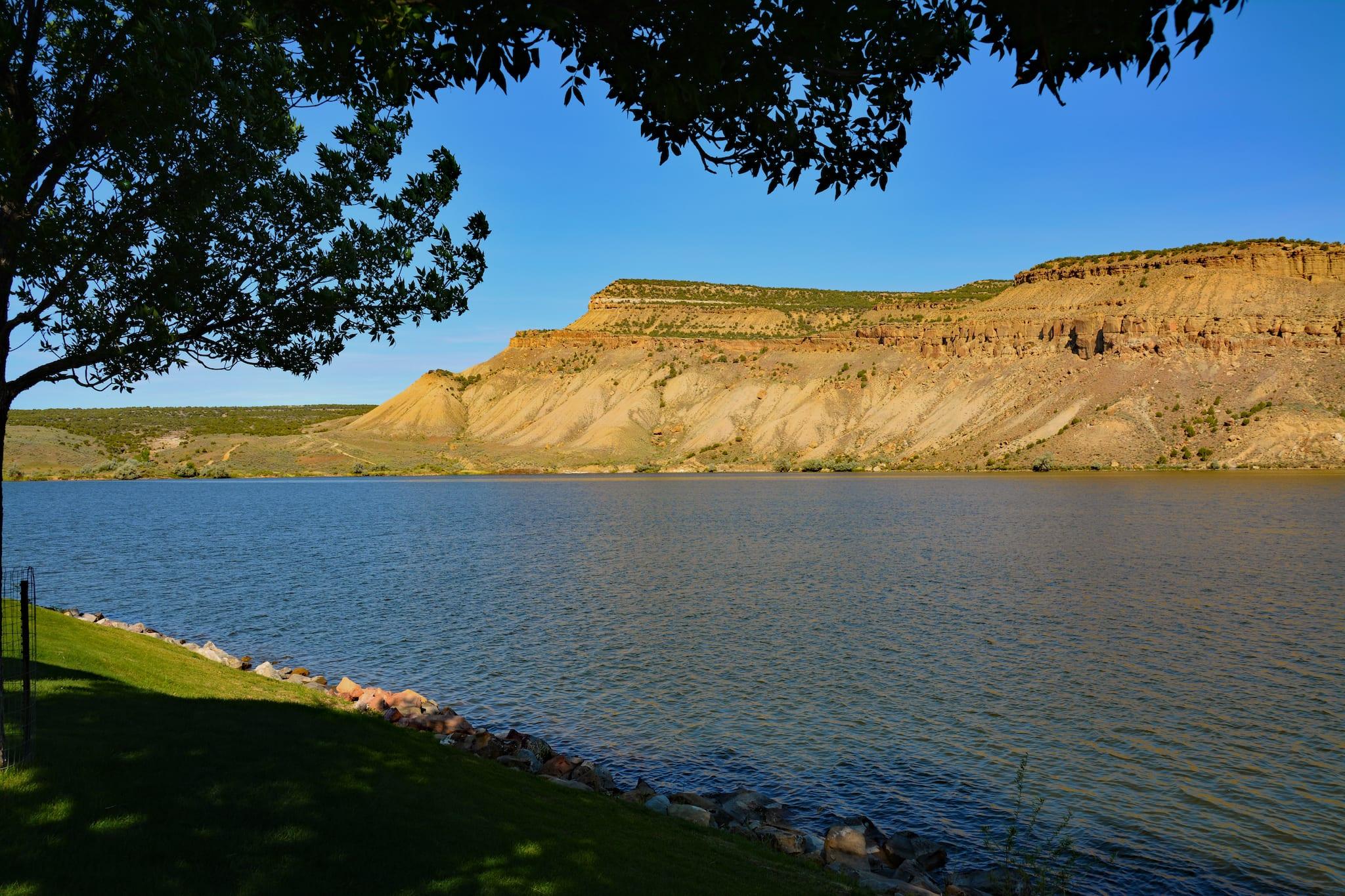 Kenney Reservoir Rangely CO