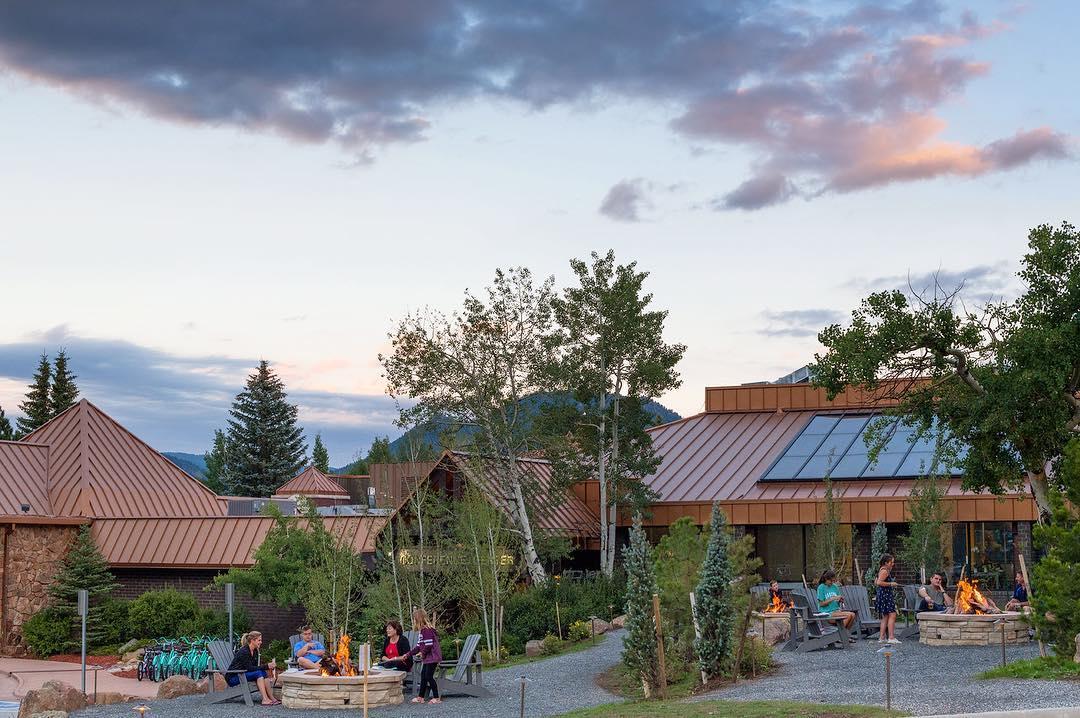 image of the ridgeline hotel