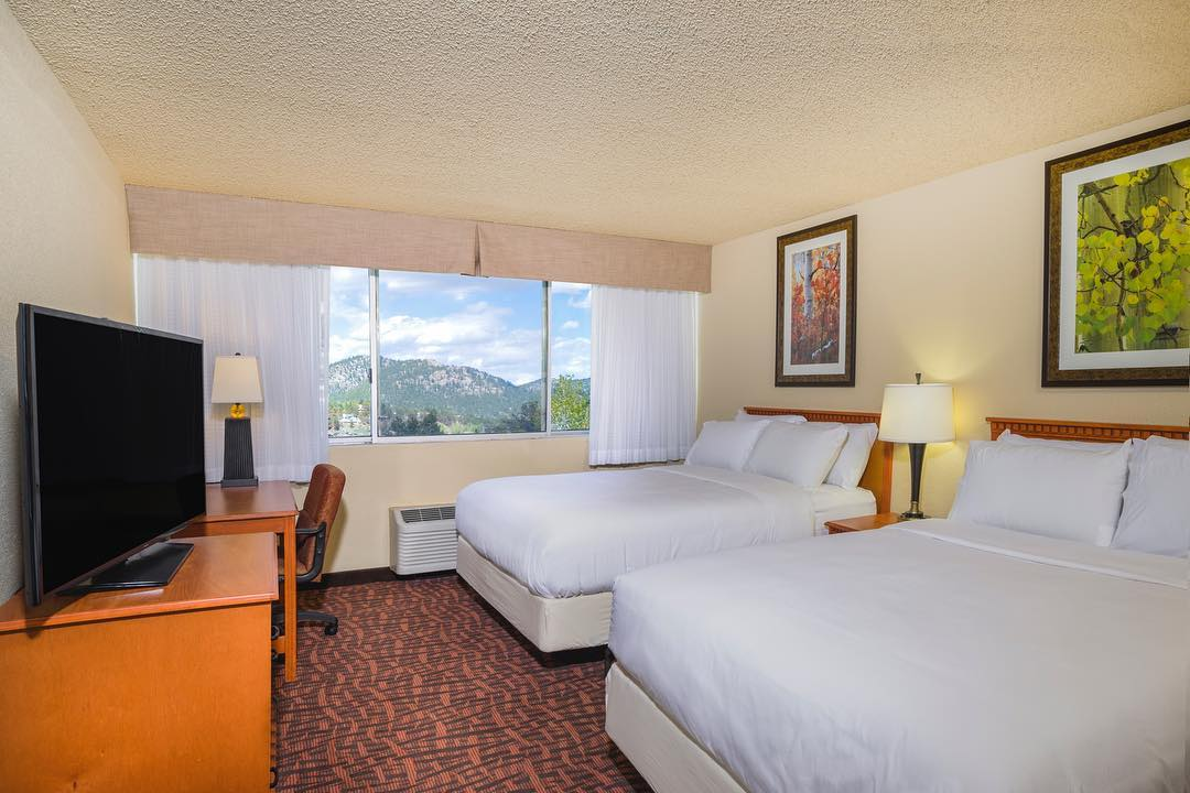 image of a room at the ridgeline hotel