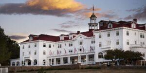 image of stanley hotel estes park