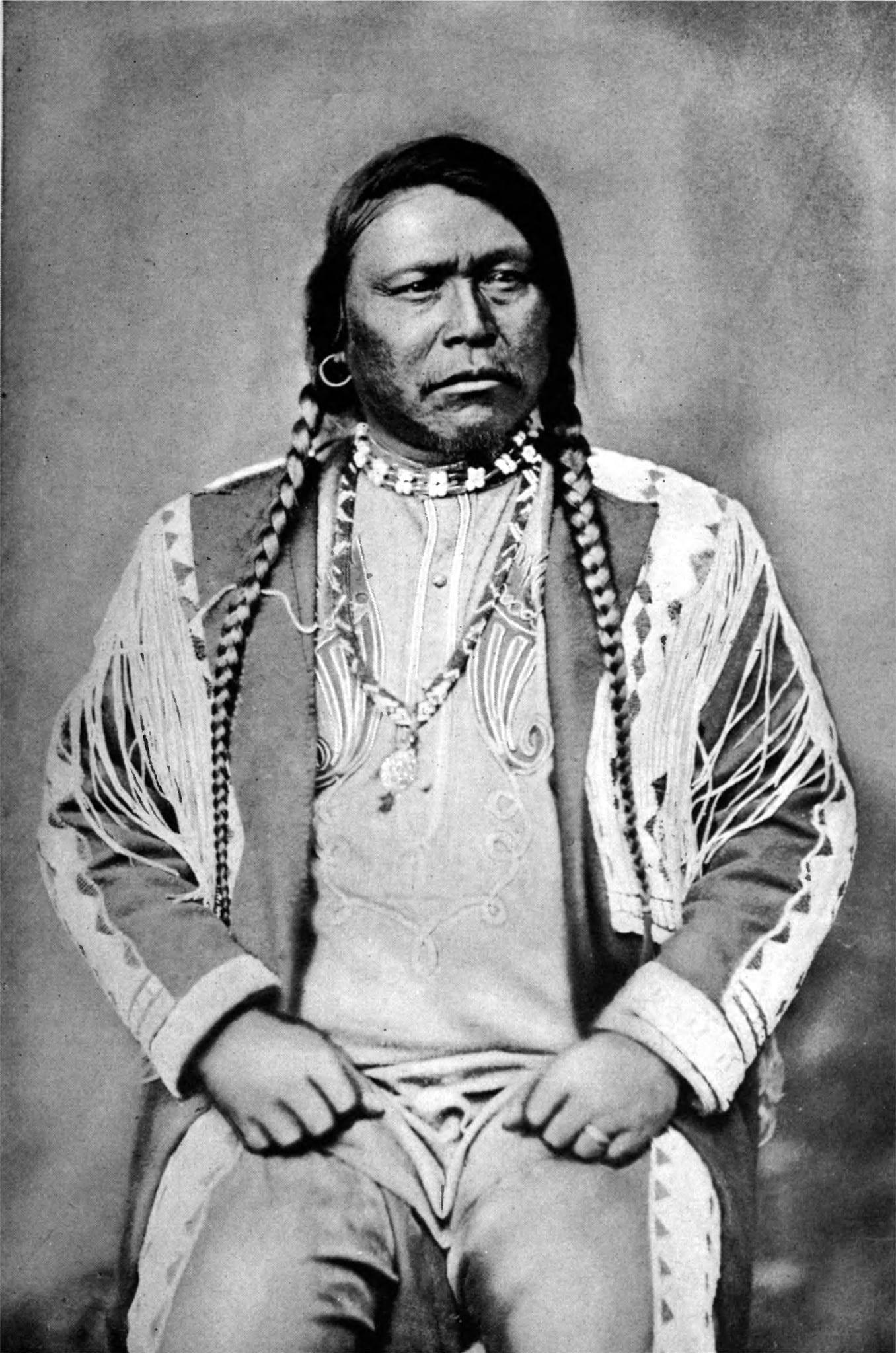 Ute Chief Ouray Colorado
