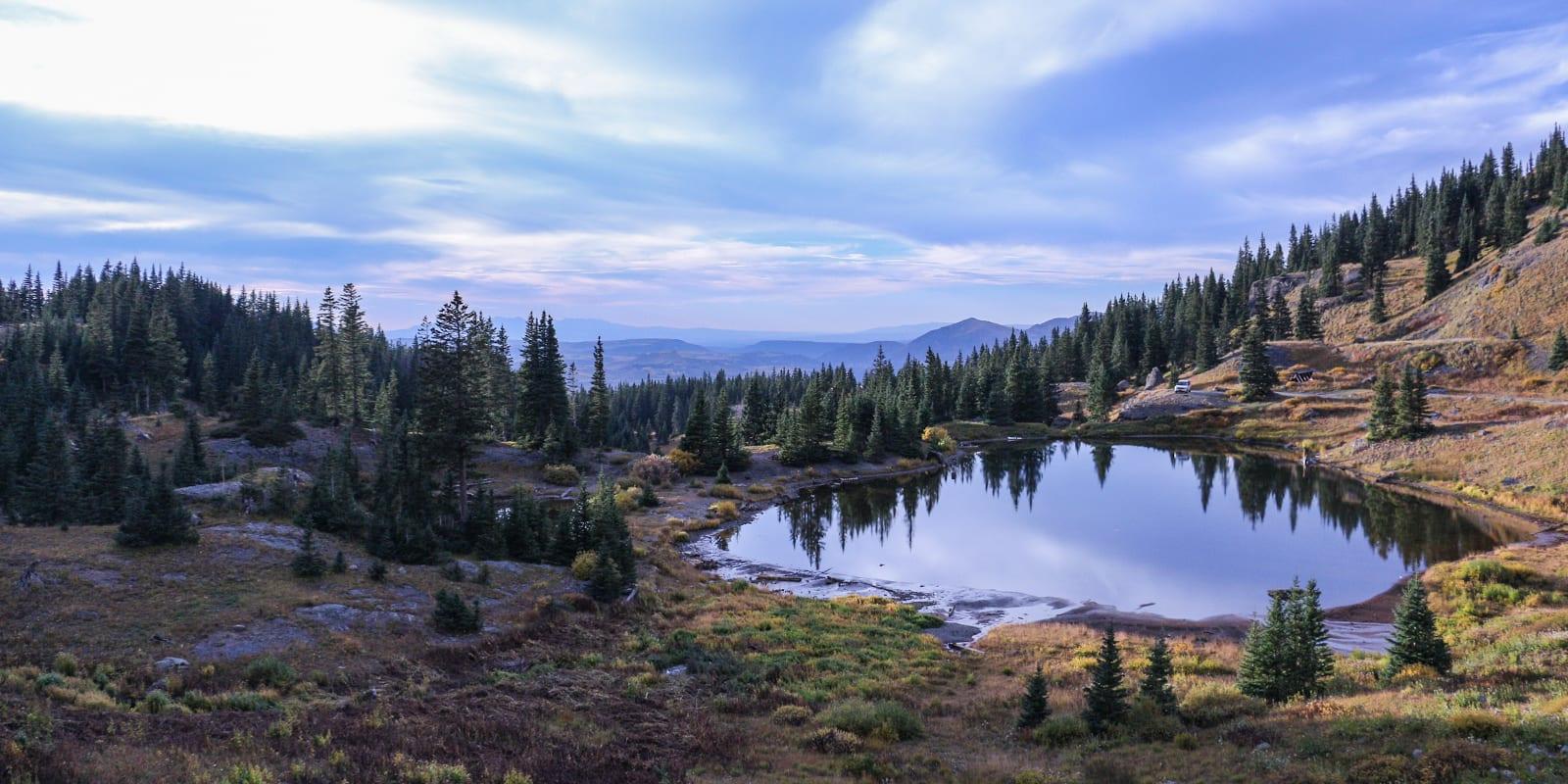 Alta Lakes at Telluride, CO