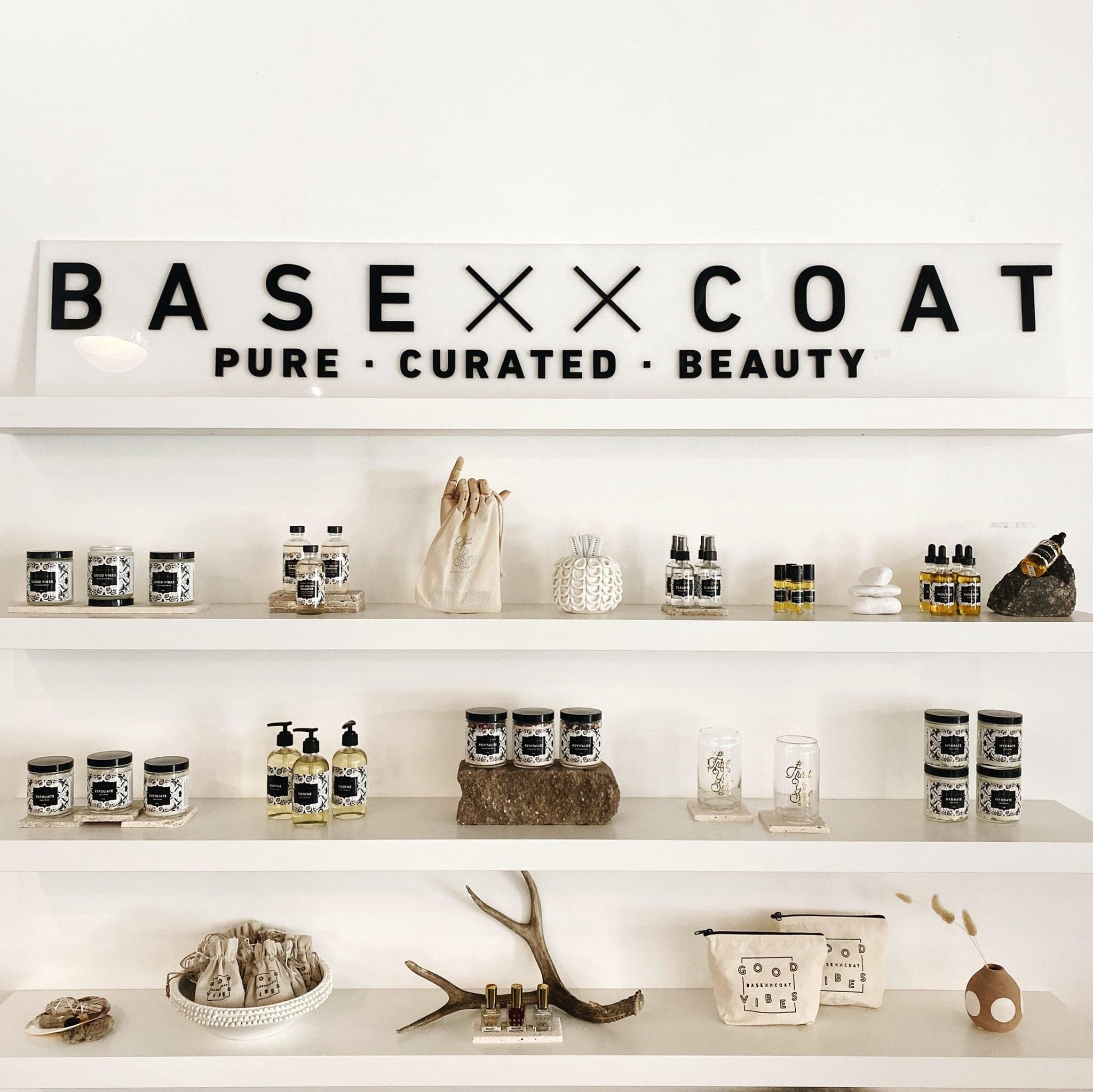 image of base coat nail salon