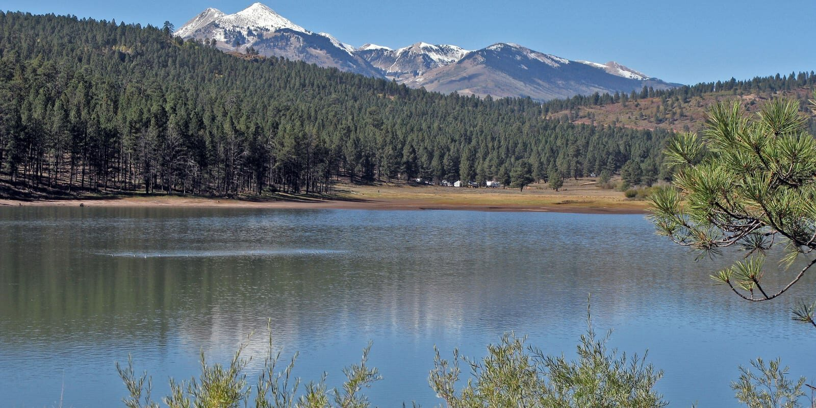 Buckeye Reservoir, CO
