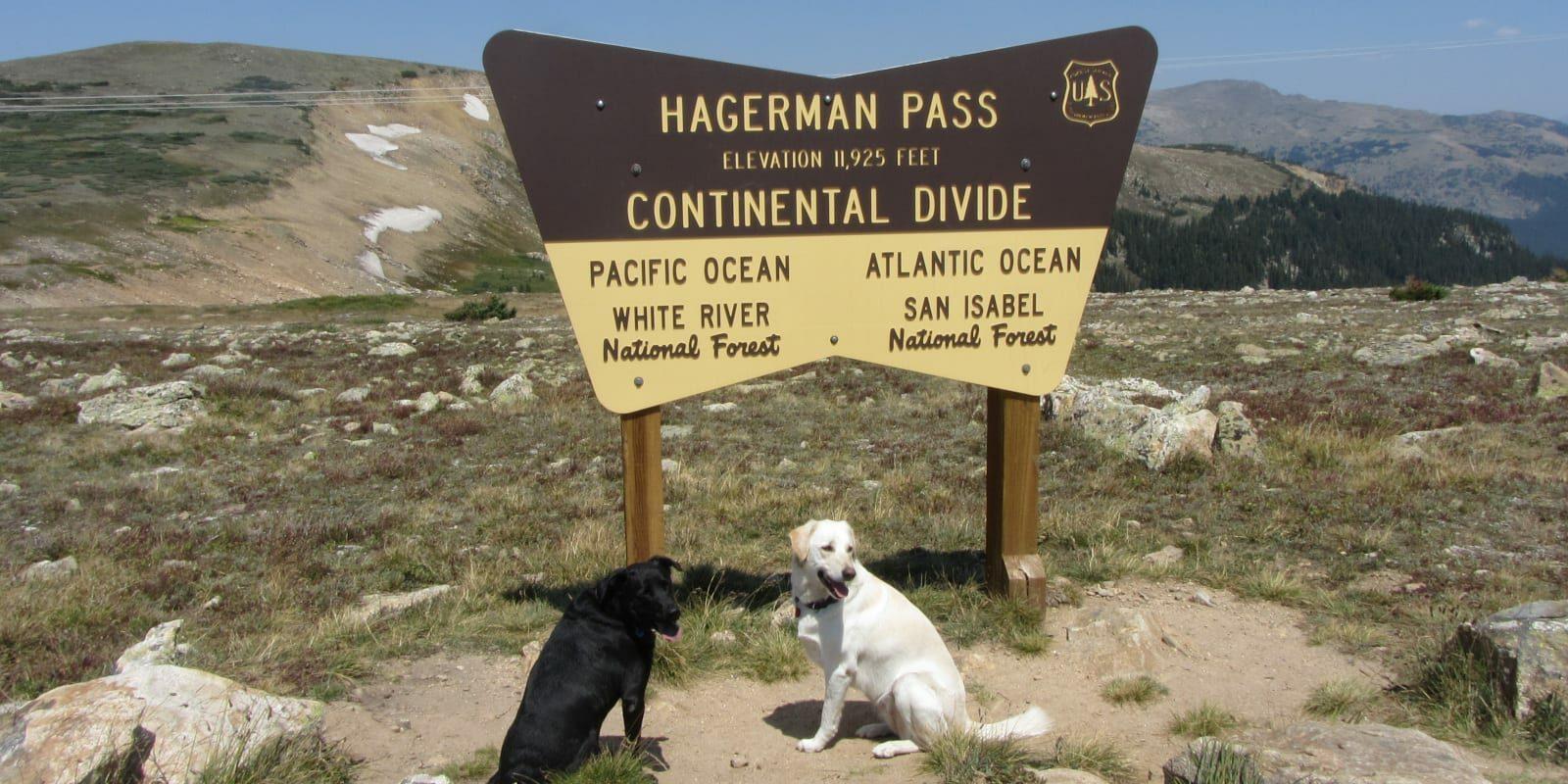 Hagerman Pass, Colorado
