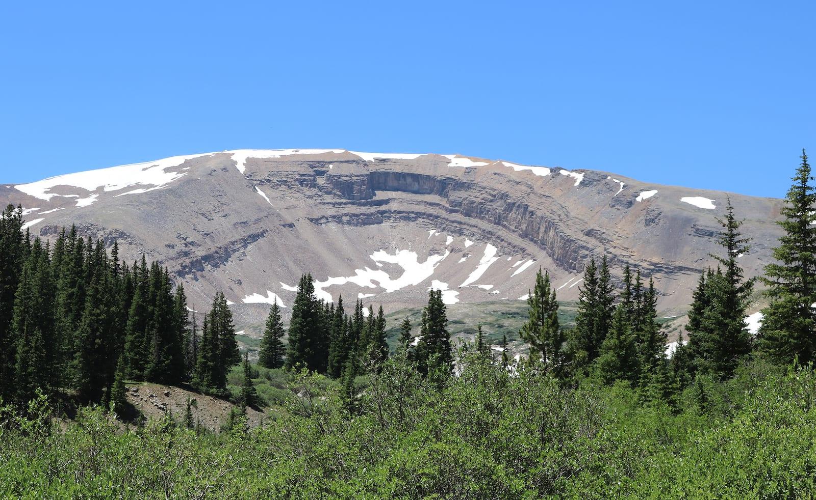 Horseshoe Mountain, Colorado