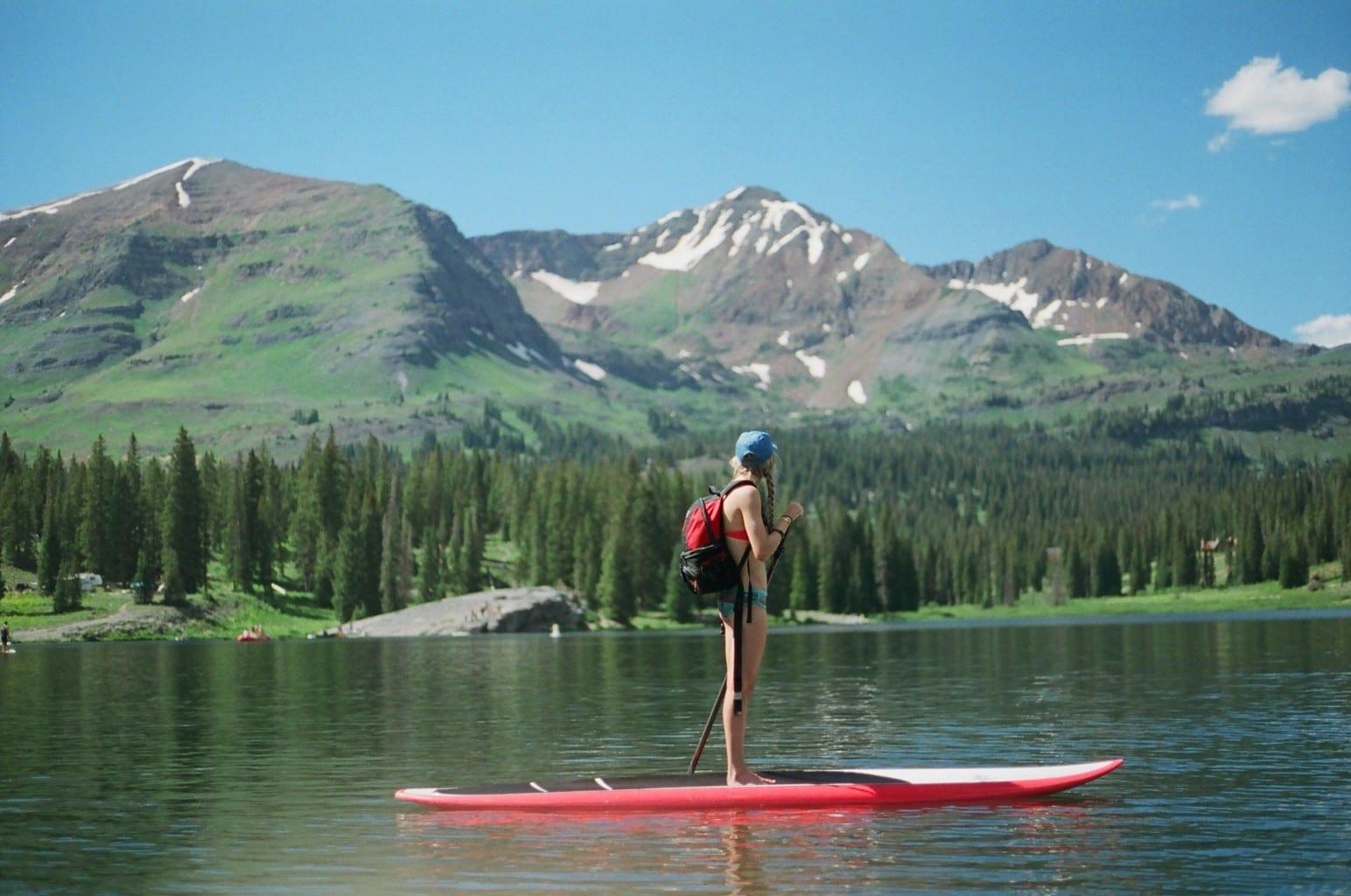 Lake Irwin, Colorado