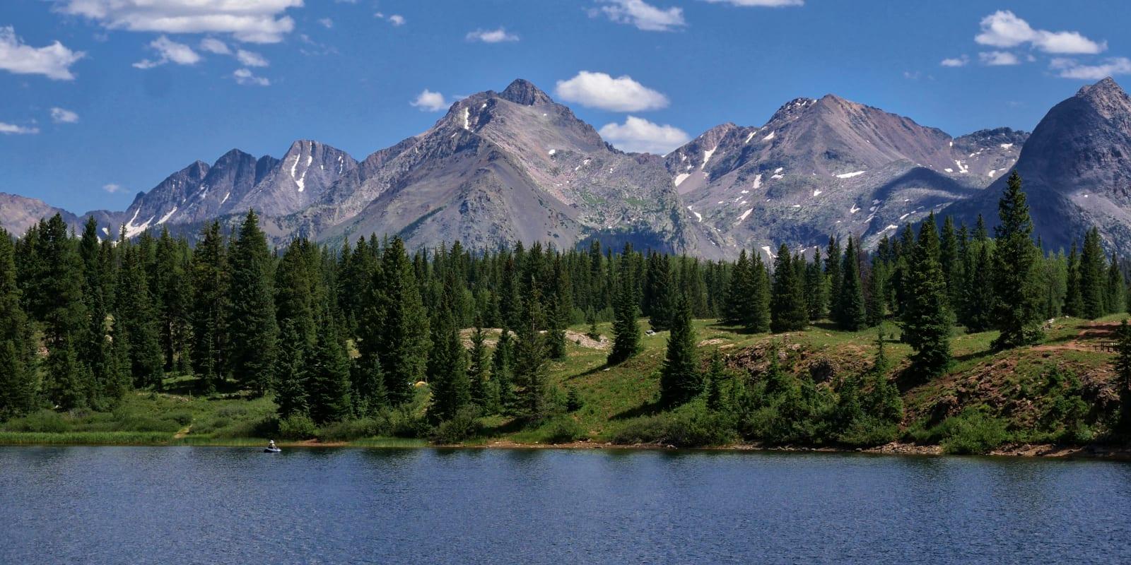 Little Molas Lake, CO