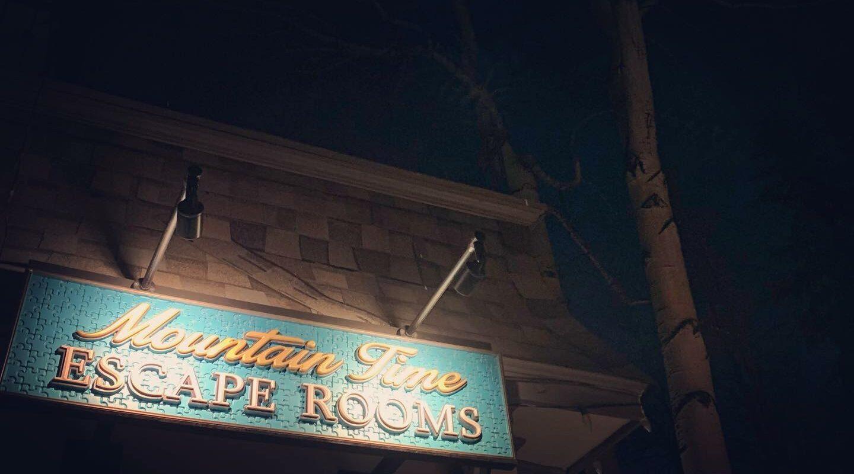 Mountain Time Escape Rooms, Colorado