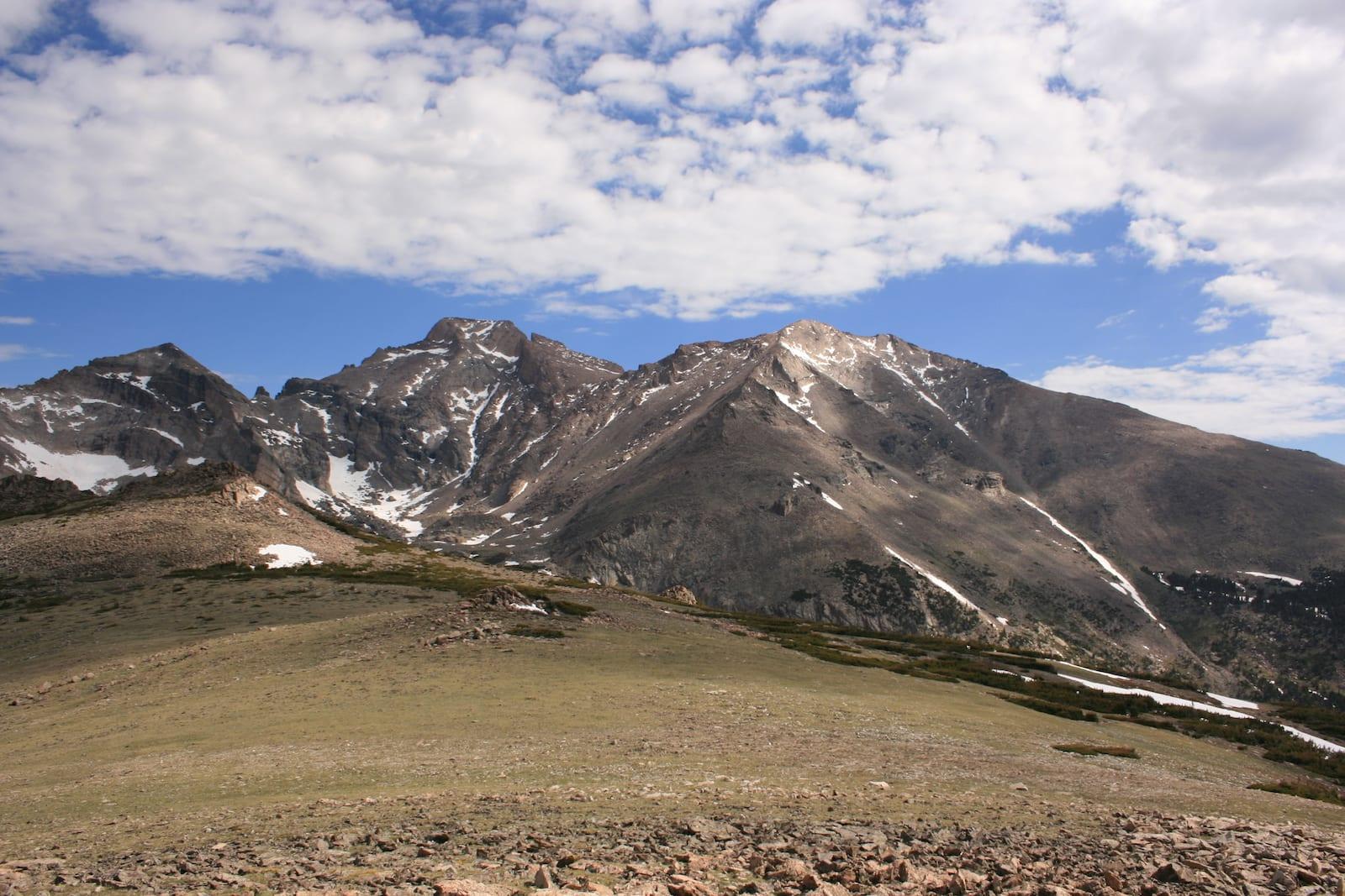 Mt Meeker, Colorado