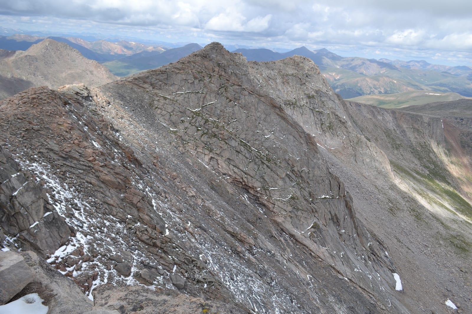 Mt Spalding, Colorado
