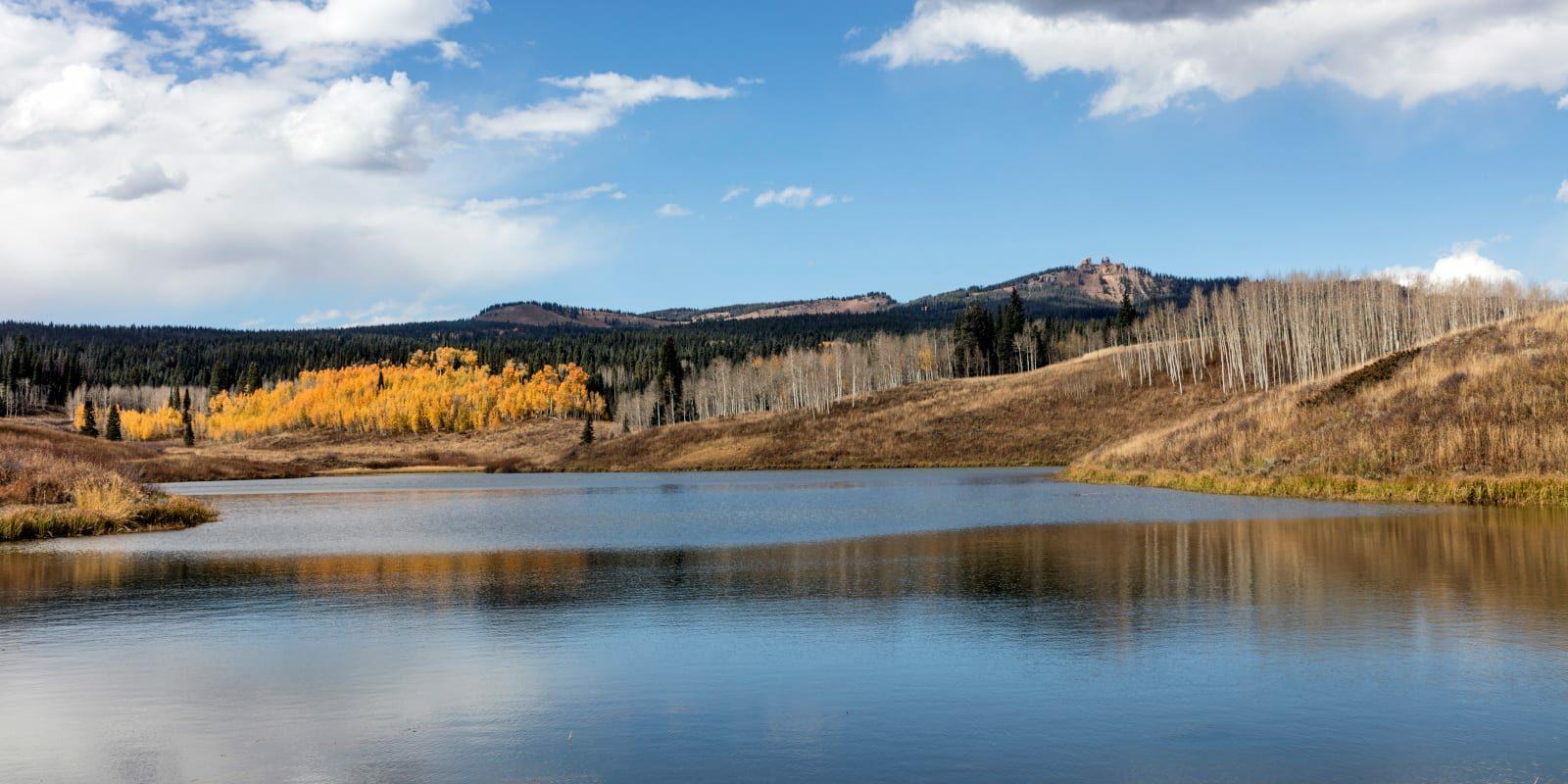 Muddy Pass Lake, Colorado