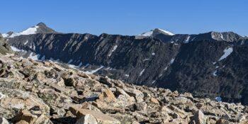 Pacific Peak, Colorado