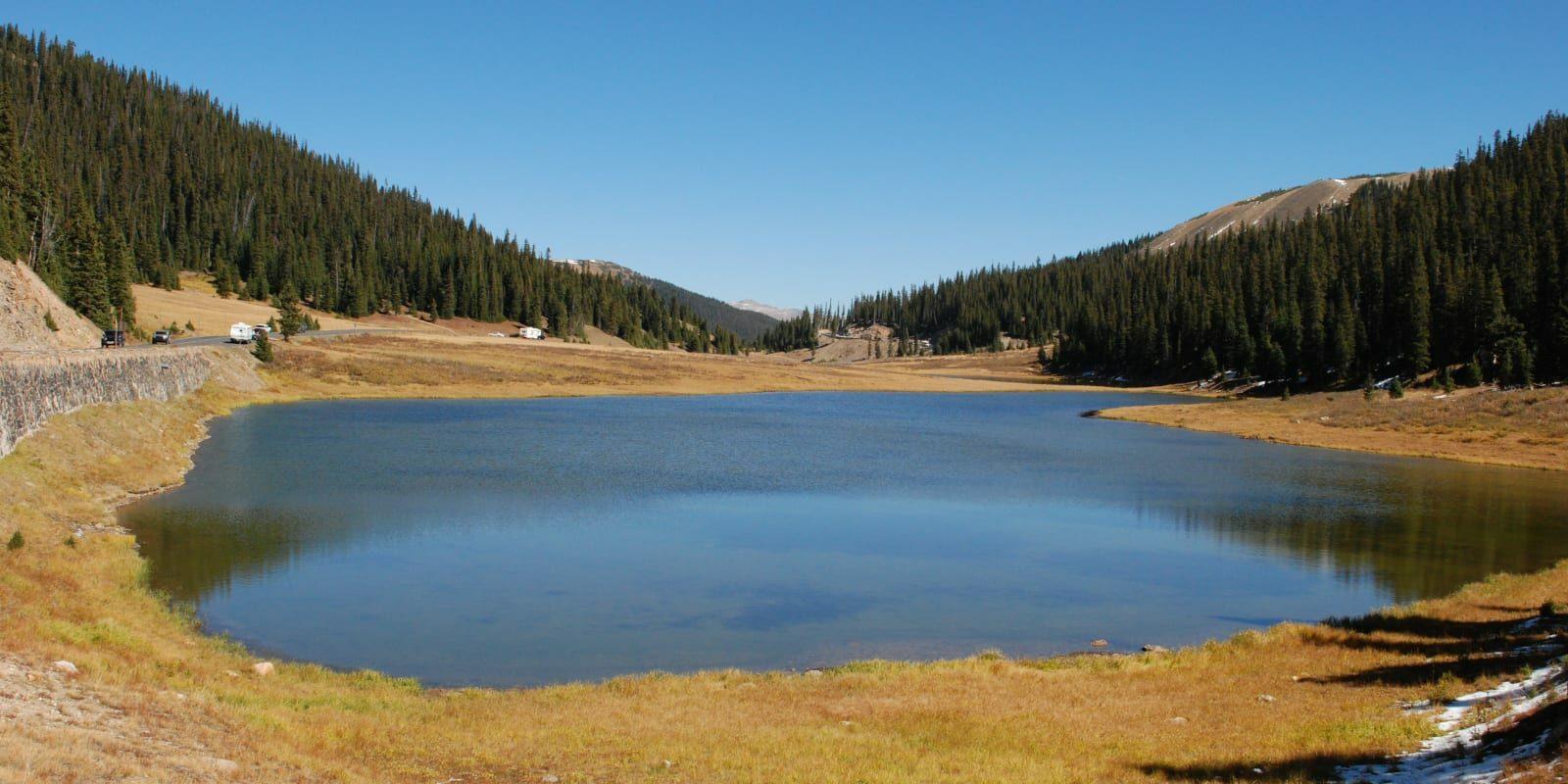 Poudre Lake, Colorado
