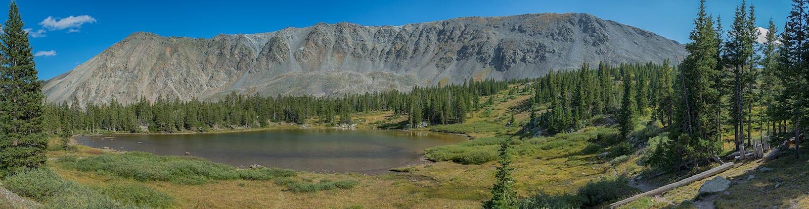 Ptarmigan Lake, Colorado