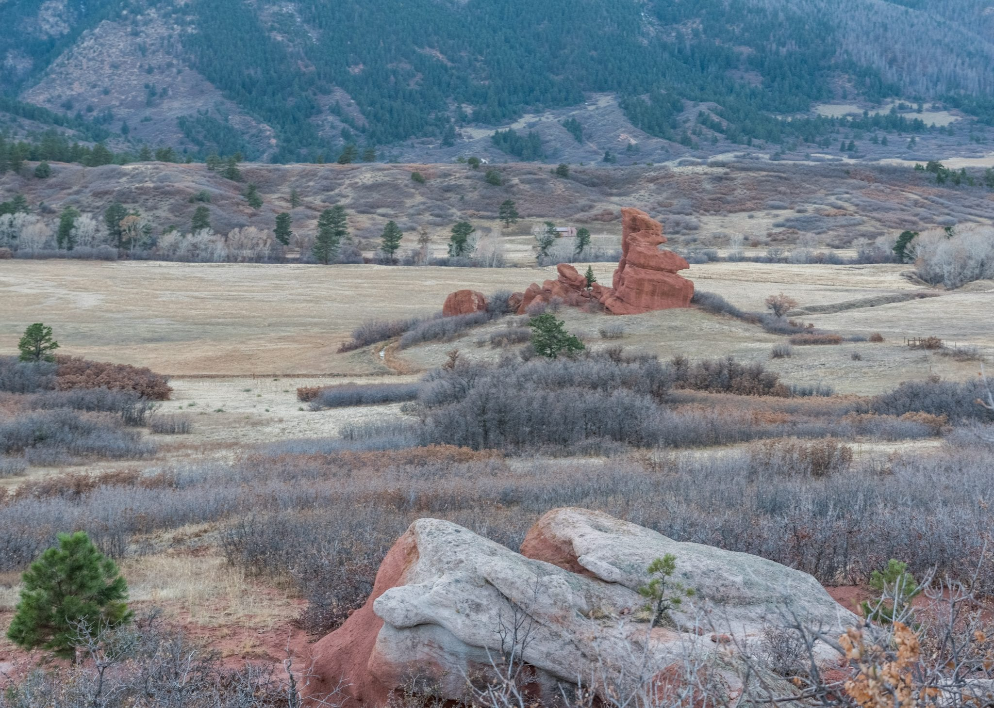 image of sandstone ranch