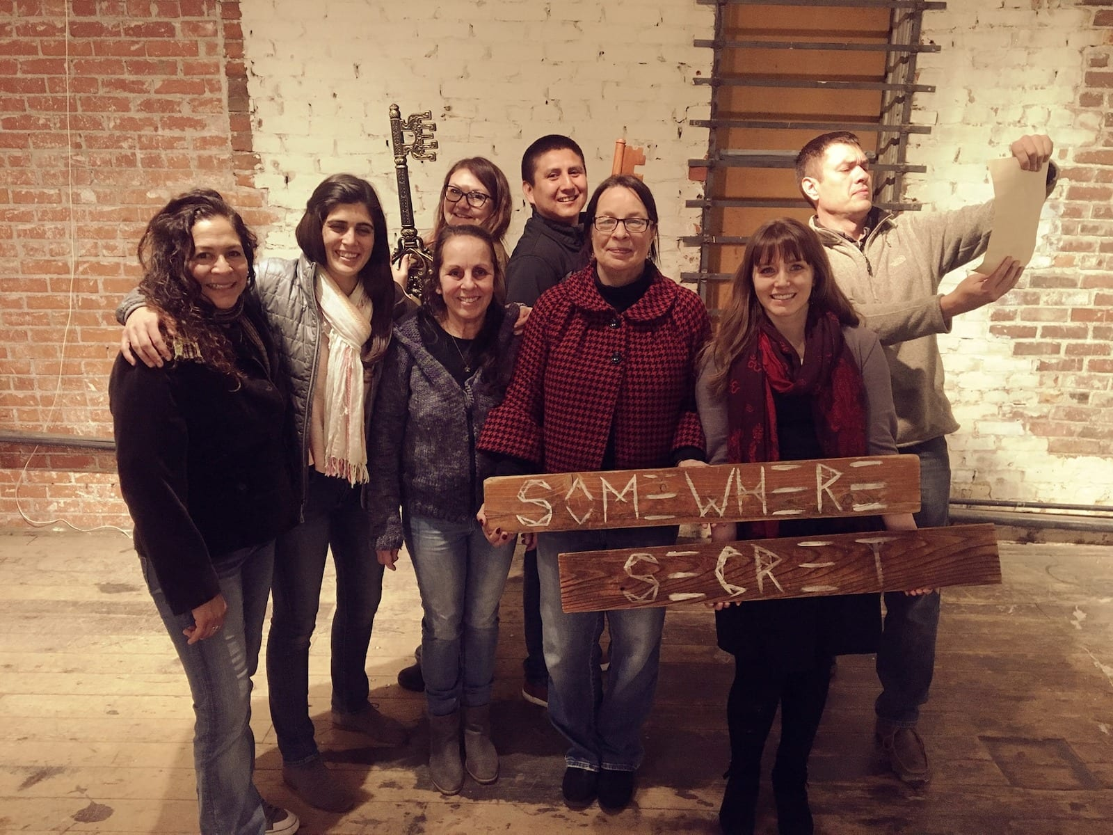 Somewhere Secret Escape Game in Fort Collins, CO