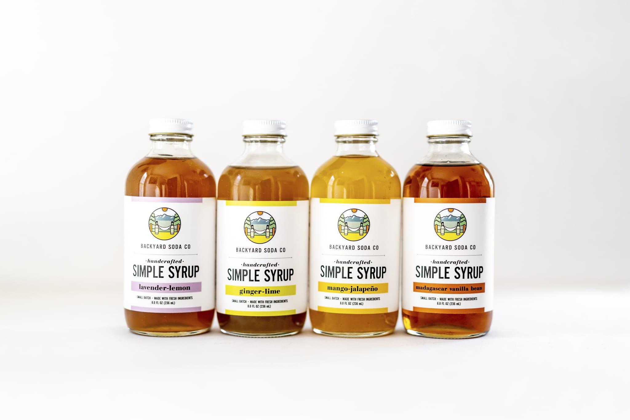 Simple Syrup by Backyard Soda Co