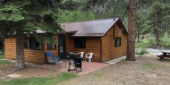 image of bighorn cabins