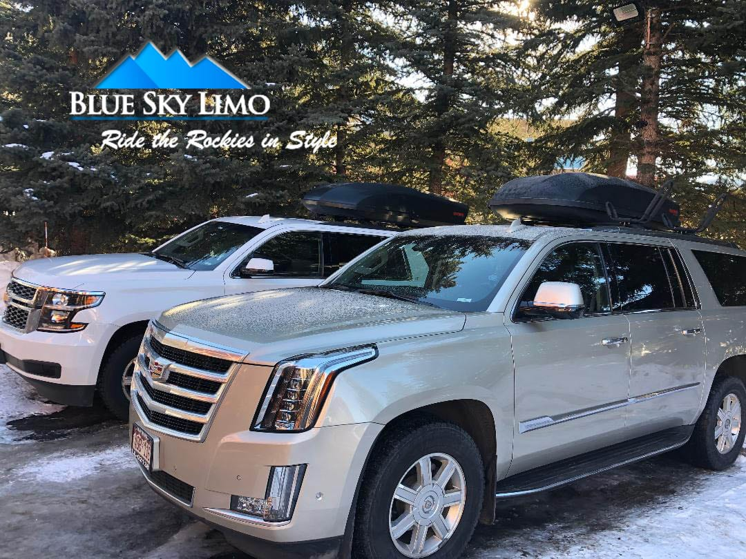 Blue Sky Limo Airport Shuttle to Beaver Creek