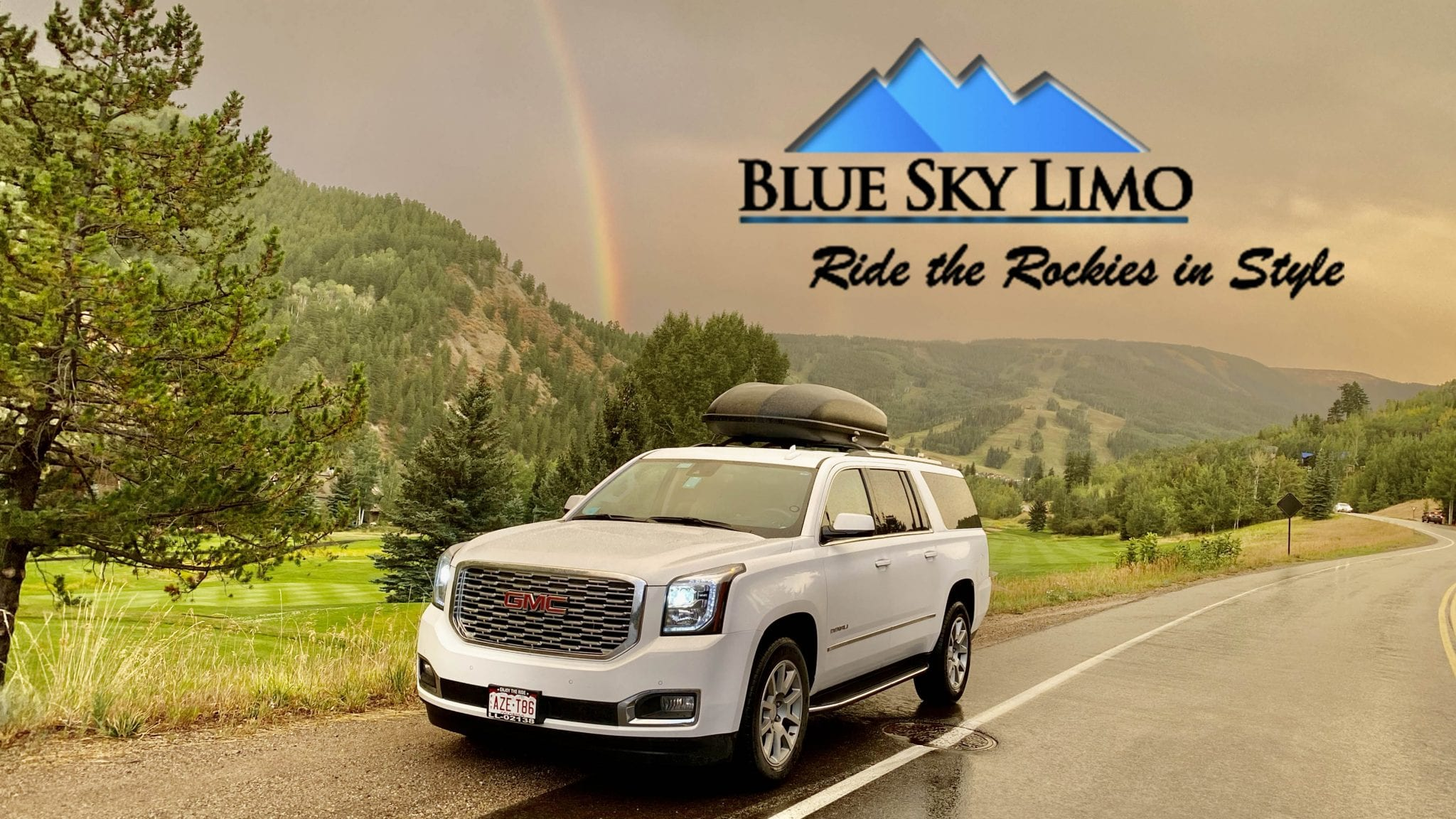 Blue Sky Limo Airport Shuttle Private Car