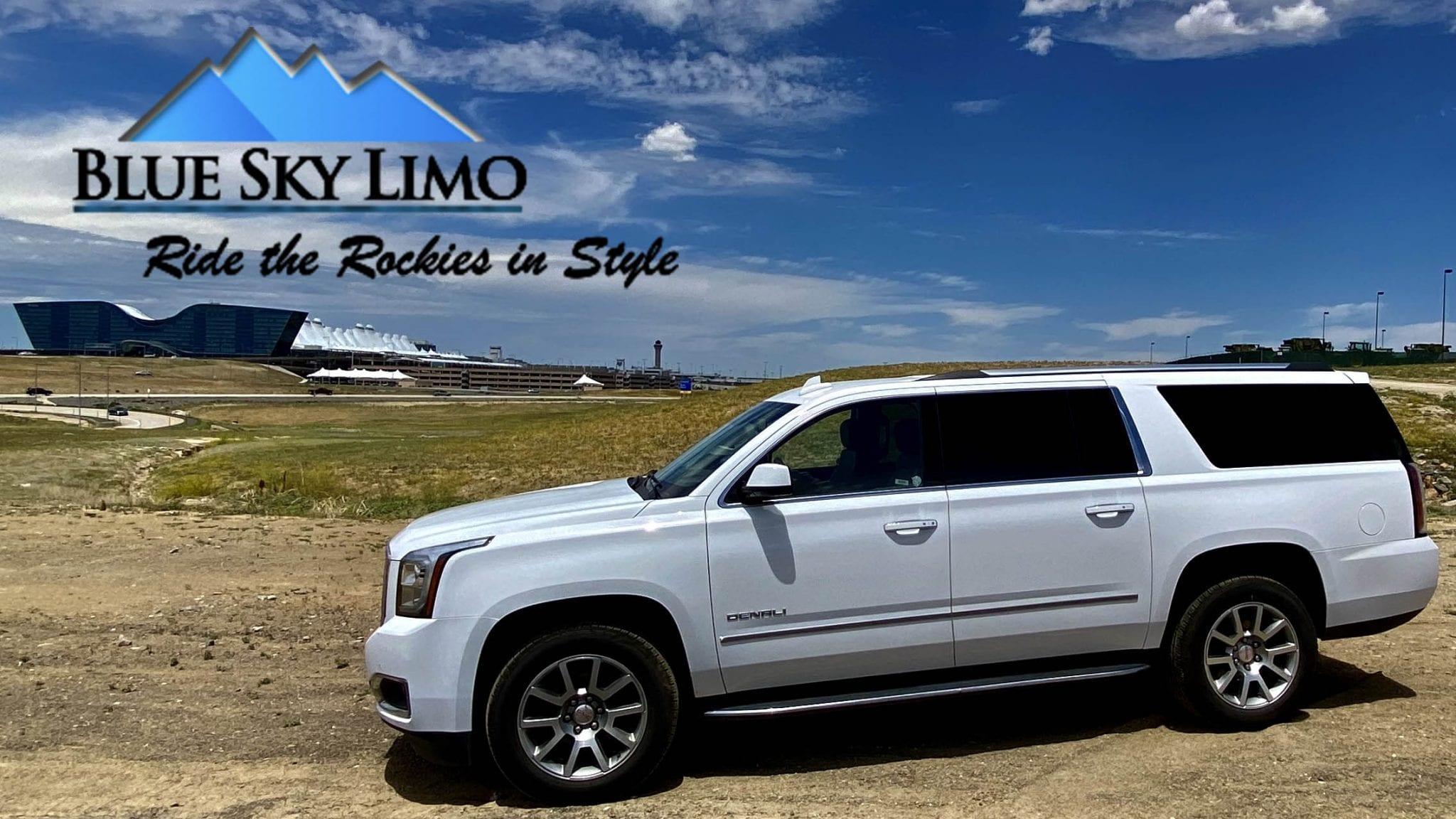 Blue Sky Limo Airport Shuttle Avon