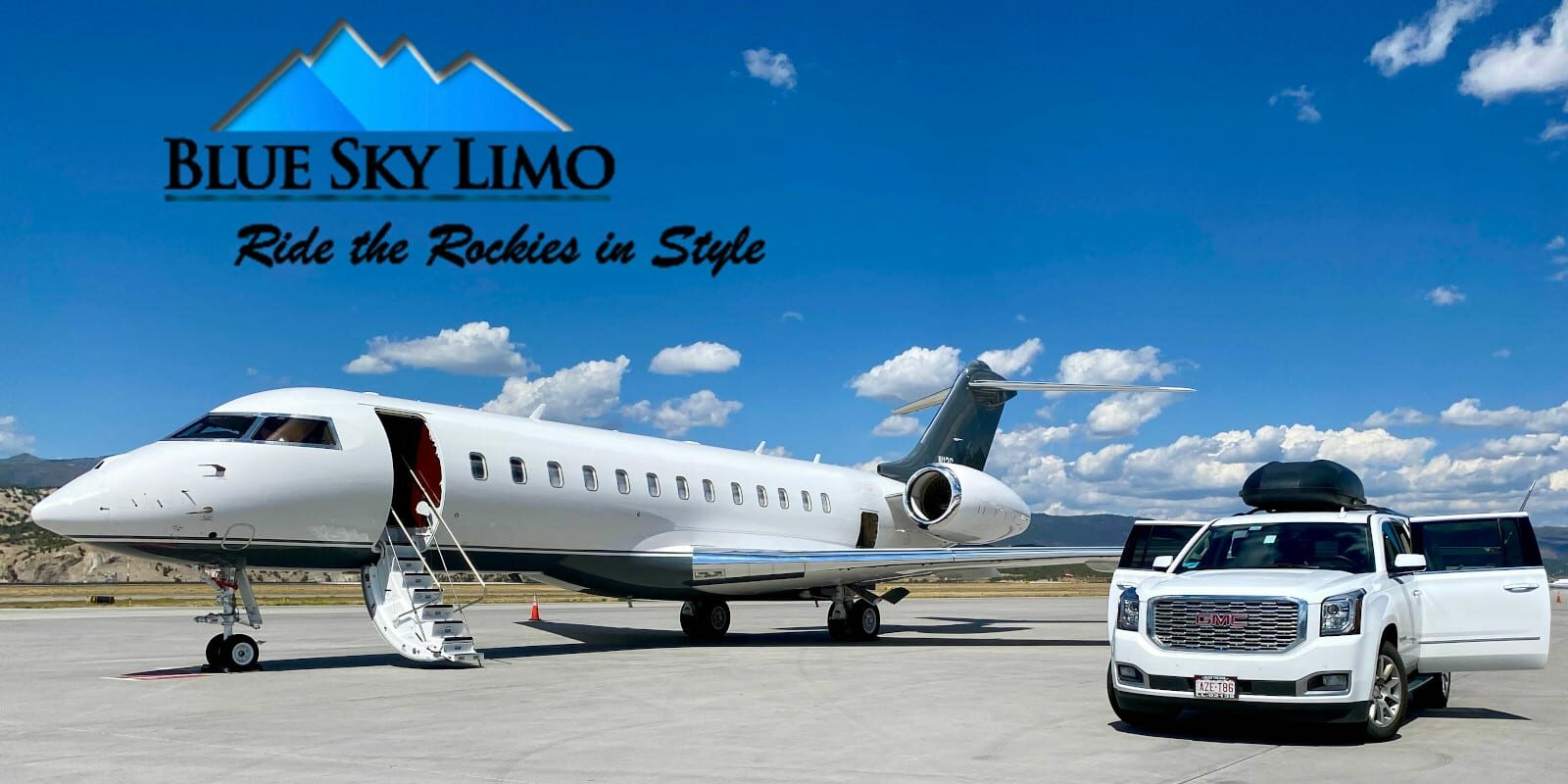 Blue Sky Limo - DIA to Avon Shuttle