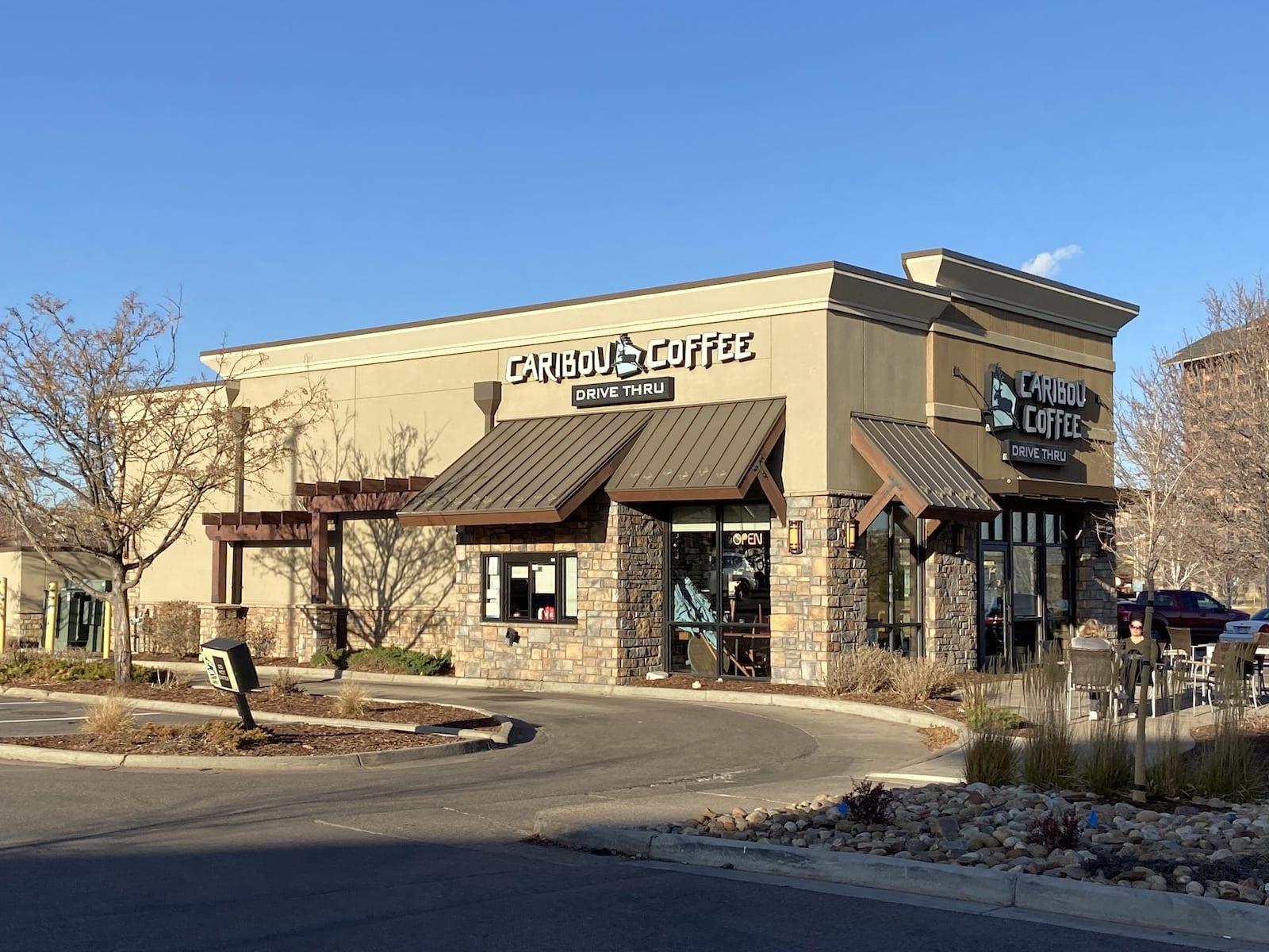 Caribou Coffee Westminster Colorado