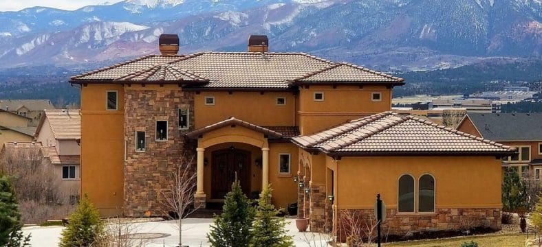 Chateau du Pikes Peak, a Tuscany Retreat, Colorado Springs