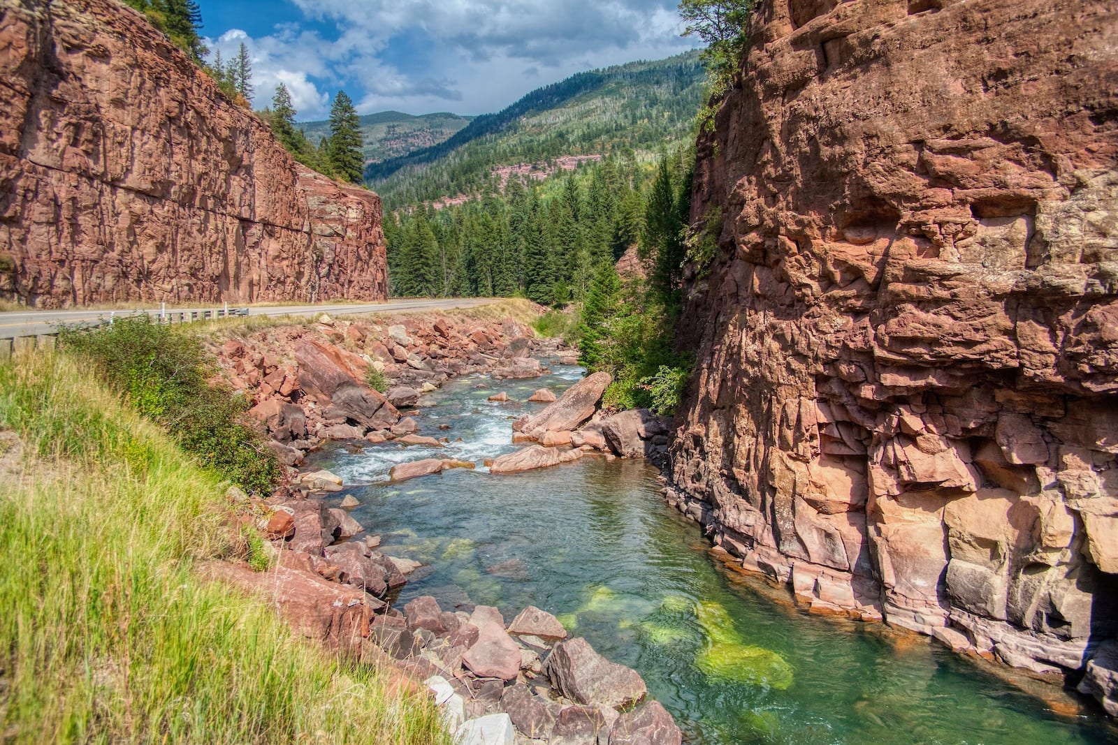 Crystal River Redstone CO