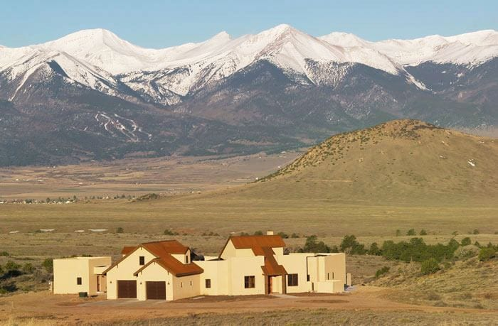 image of dazzler's bed and breakfast westcliffe