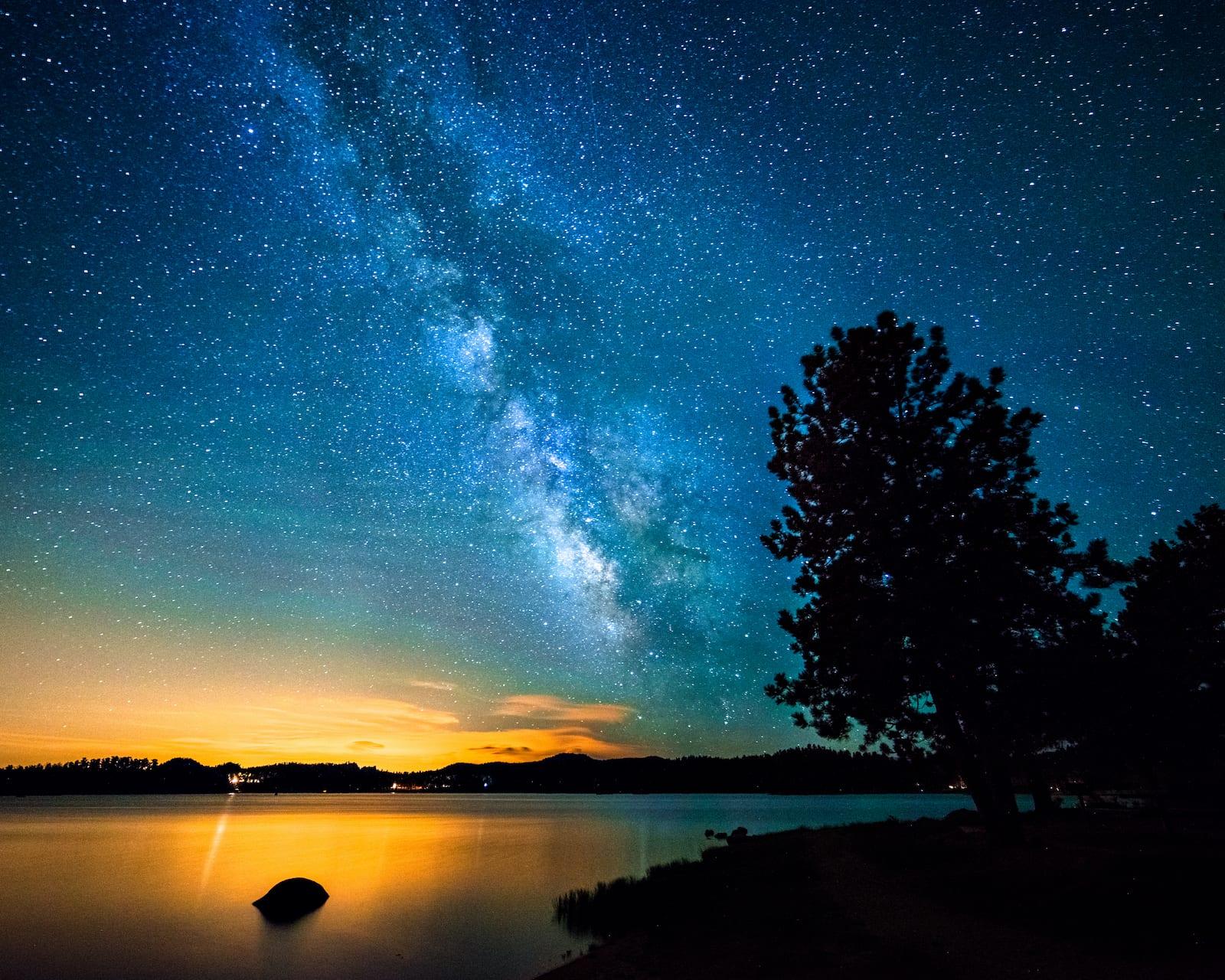 Dowdy Lake Milky Way Colorado