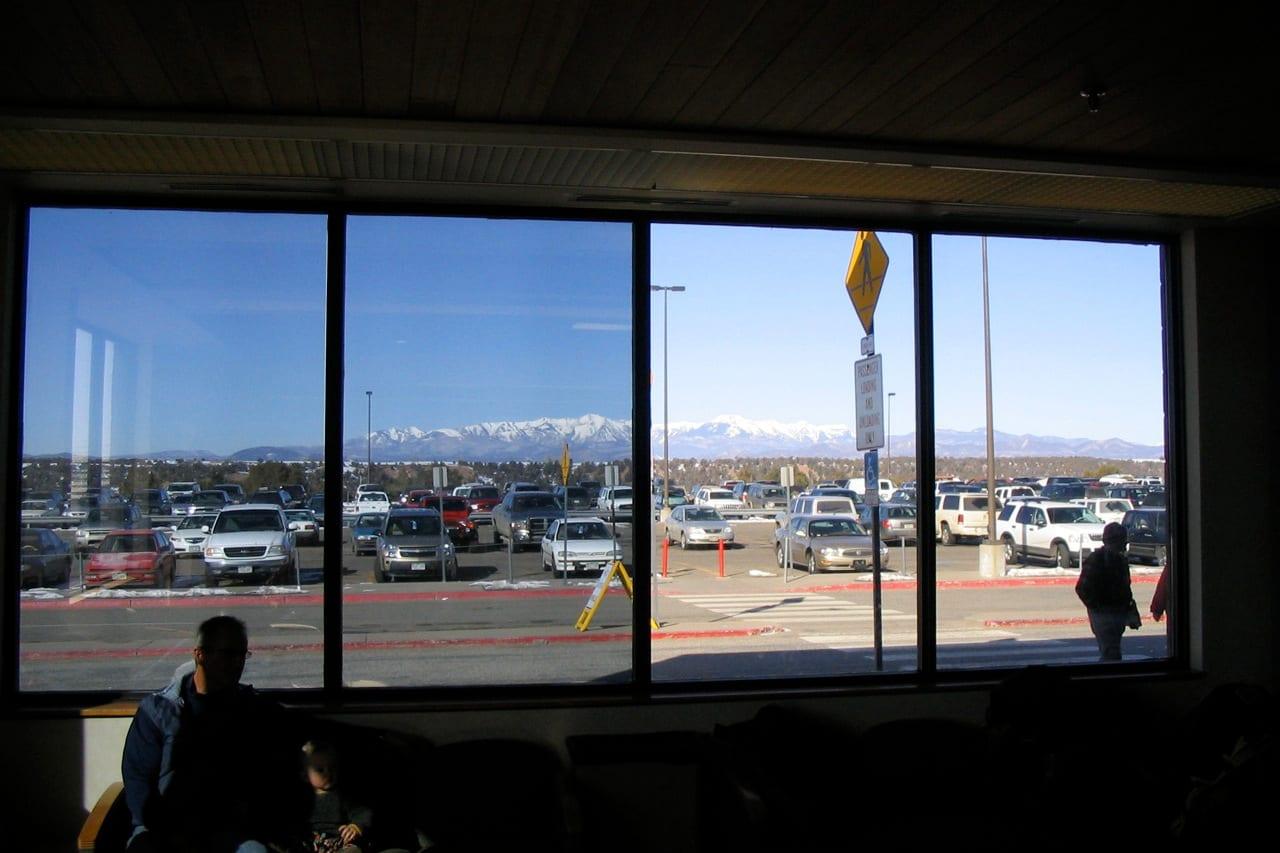 Durango-La Plata County Airport Colorado Interior