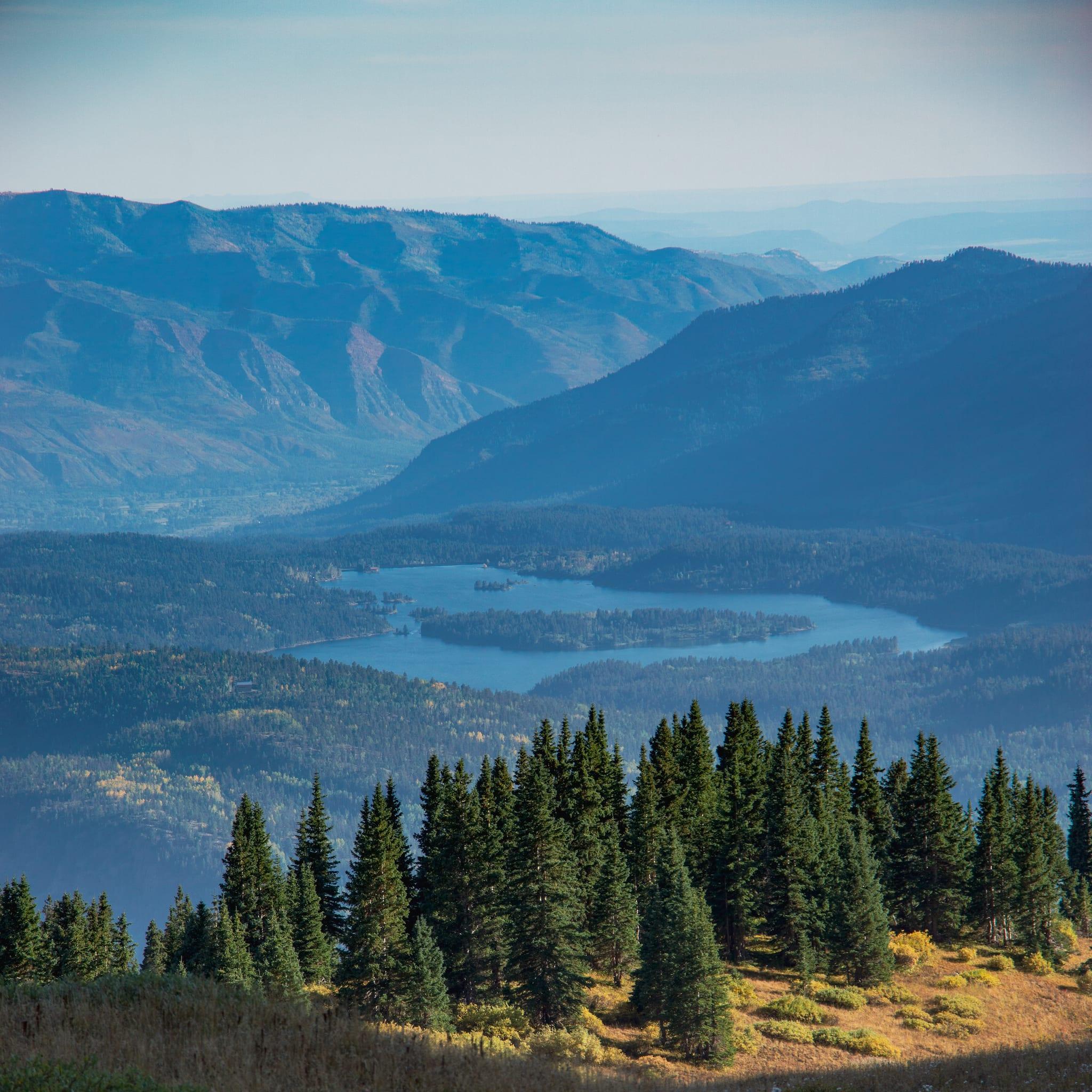 Electra Lake Durango Colorado