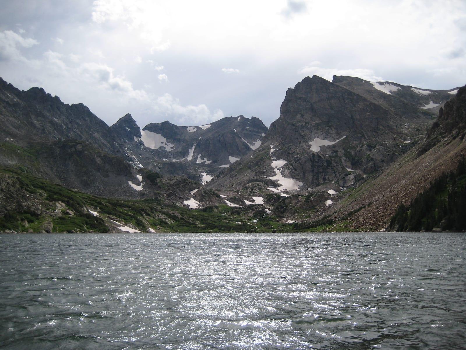 Lake Isabel near Pueblo Colorado