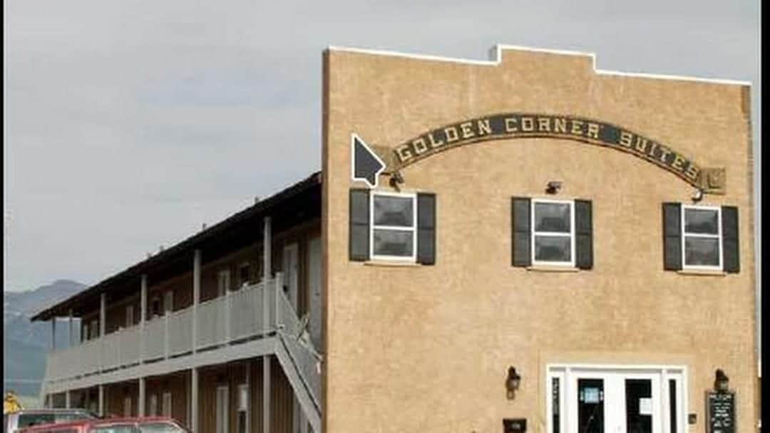 image of the golden corner inn westcliffe
