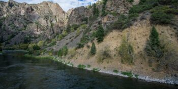 Gunnison River Black Canyon of the Gunnison National Park