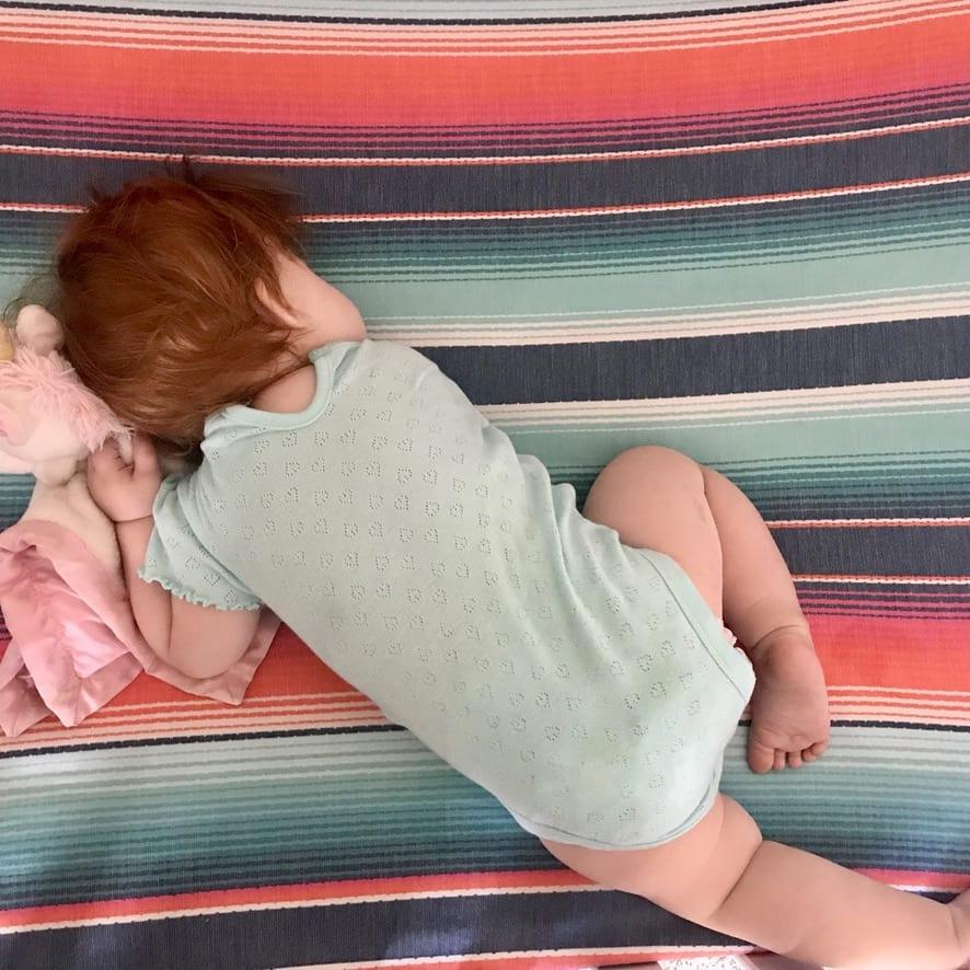 Holden and Hay Boulder Baby Blanket
