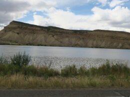 Kenney Reservoir Rangely Colorado