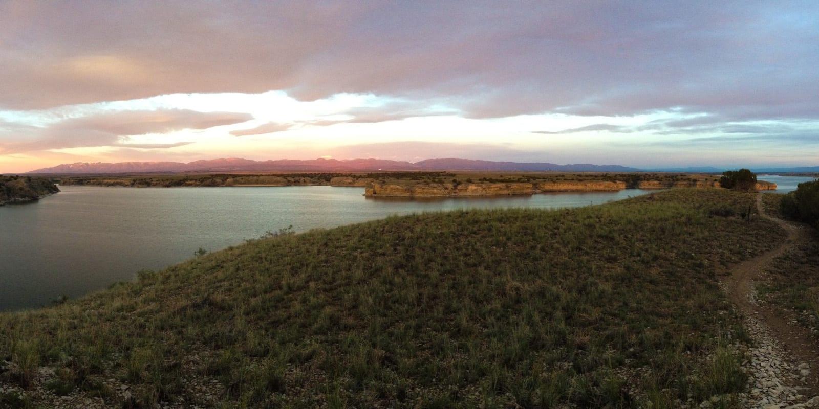 Lake Pueblo State Park Colorado