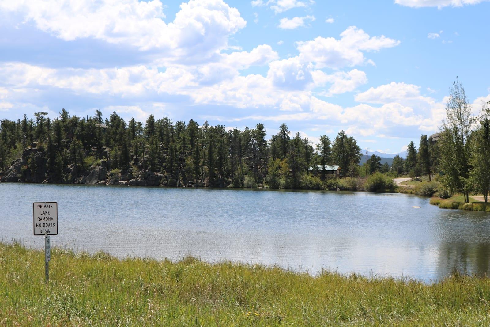 Lake Ramona Colorado