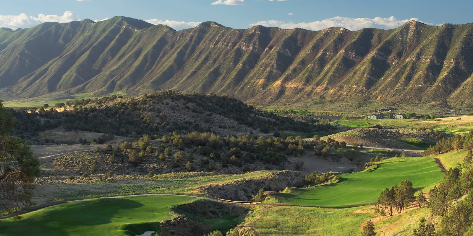 Lakota Canyon Ranch and Golf Club New Castle CO